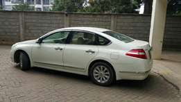 Nissan Teana just arrived fully loaded KCK