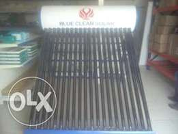Solar water heating system 200litres