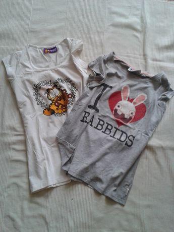 7660e232c76812 koszulka Garfield & Friends - Koszalin - nowe bez metek Garfield & Friends  cena za dwie