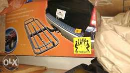 """U.S. style Hitch mount cargo carrier basket for 2"""" hitch receiver"""