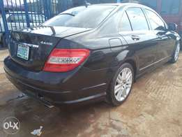 Mercedes Benz C300 6months used N4.5m