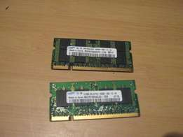 Laptop rams DDR2 & DDR3
