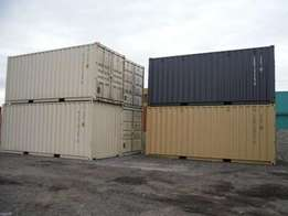 Water Tight Wooden Floor Steel Containers