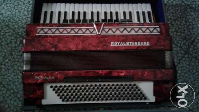 Accordion 120 bass - Made in Germany
