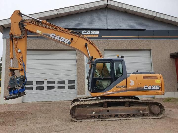 Case Cx 210 B Lc - 2008