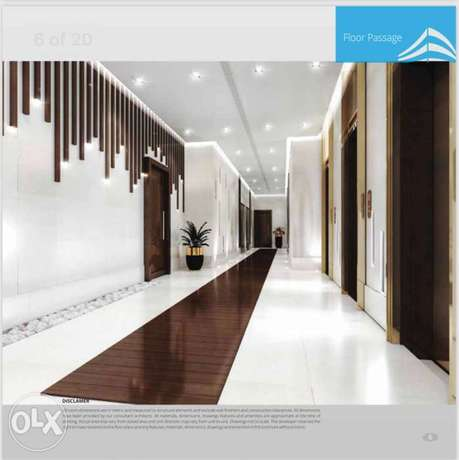 Retail & office area in the heart of Al Khoud