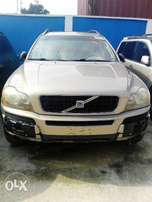 Foreign Used Volvo XC 90(Gold)