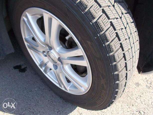 New Nissan Note KCP with alloy rims Nairobi West - image 6