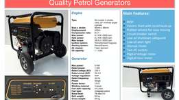 Quality Petrol Generators