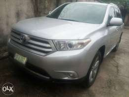Bought brand new Highlander 2013