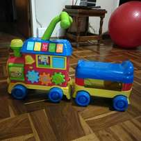 Ride on singing train for sale
