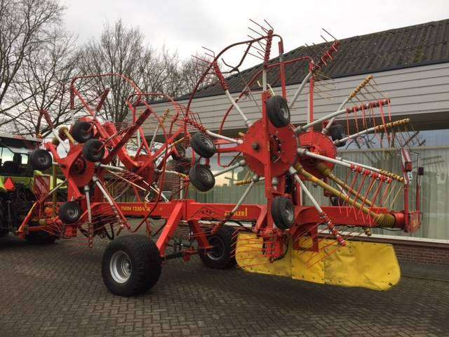 Ziegler 1250 4 Rotor Hark - 2010