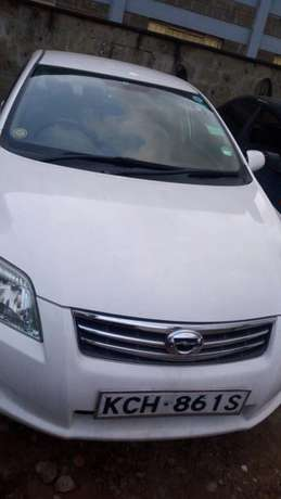 The vehicle is a toyota Axio which is good in condition. Kawangware - image 7