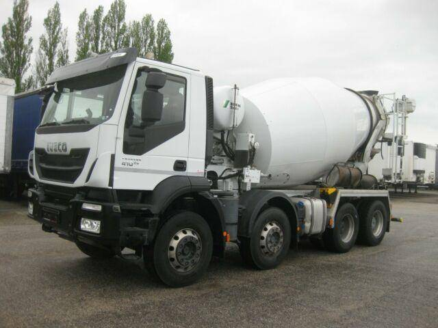 Iveco AD340T41B Stetter 9m3 - 2015