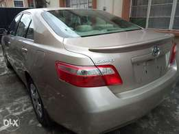 Fresh Tokunbo 2007 Toyota Camry (100% accident free) for sale #2.350m