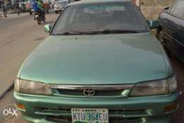 neatly used toyota corolla 94 for 450k