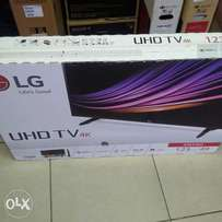 Lg 49inch UHD smart tv