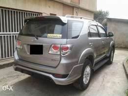 2015 Toyota Fortuner TRO sports