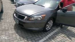 Honda accord, 2008 model