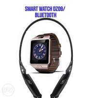 Smart watch Dz09 /Bluetooth Headset