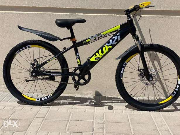 24 Inch Bike - New 2021-22 Model - Gear less Bikes Available