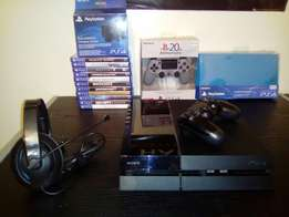 Ps4 gamers package (worth Over R11 000 new!)
