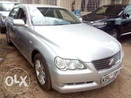 Toyota Mark X 2006 Locally Used Well Maintained Selling at 700,000/=