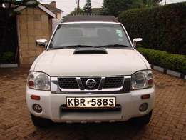 Nissan Double Cabine 2012