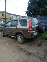 Niger neatly used Honda Crv jeep with air condition cooling.