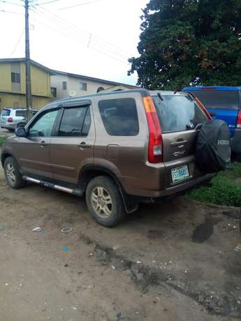 Niger neatly used Honda Crv jeep with air condition cooling. Isolo - image 1