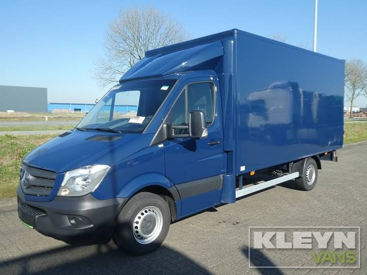Mercedes-Benz SPRINTER 319 CDI gesloten bak ac box - 2015