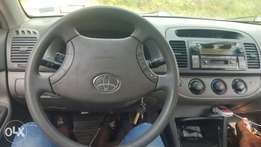 Neatly used camry 05 v6 for sale at a cheap price.
