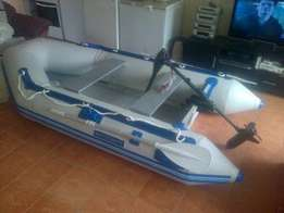 Jarvis Marine Inflatable Dinghy