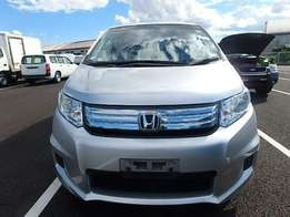 Honda Freed, Silver