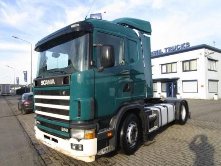 Scania 114-380 4X2 MANUEL-GEARBOX - 2004