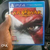 God Of War 3 Remastered For Sale