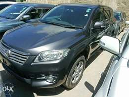 Toyota Vanguard grey 2010 model. KCP number Loaded with Alloy rims,