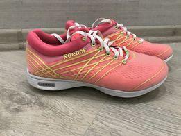 Продам фирменные персиковые новые кроссовки Reebok кеды спорт обувь 4cb787ef3680e