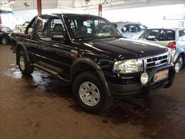 2005 Ford Ranger 2.5 XLT S/CAB with 214000Km's FSH only R119995