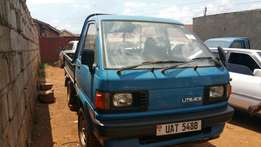 Toyota Town Ace Diesel