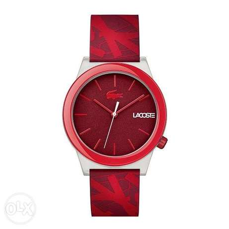 LACOSTE Quality Watch Available