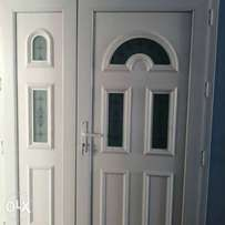 Garman technology upvc window and door