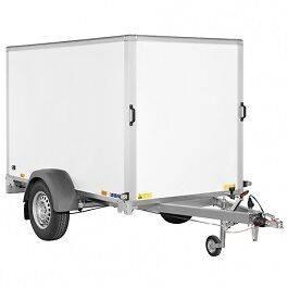 Saris DV 135 V Koffer, 256 x 134 x 150 cm, 1350 kg