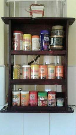 Spice rack wall mounted save space on the countertop Ridgeways - image 3