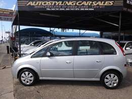 Autostyling Car Sales-East London - 05 Opel Meriva 1.8,fsh,rwc,Immac