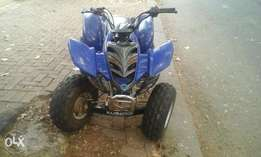selling a linmax quad ,price is negotiable