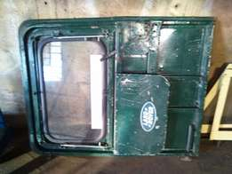 Land Rover series 2 back door