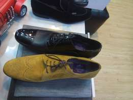 Male pointee shoes