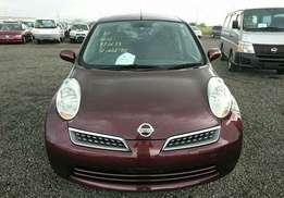 4 seater march Maroon