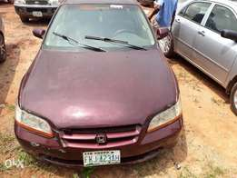 Honda Accord for Sale at Giveaway Price